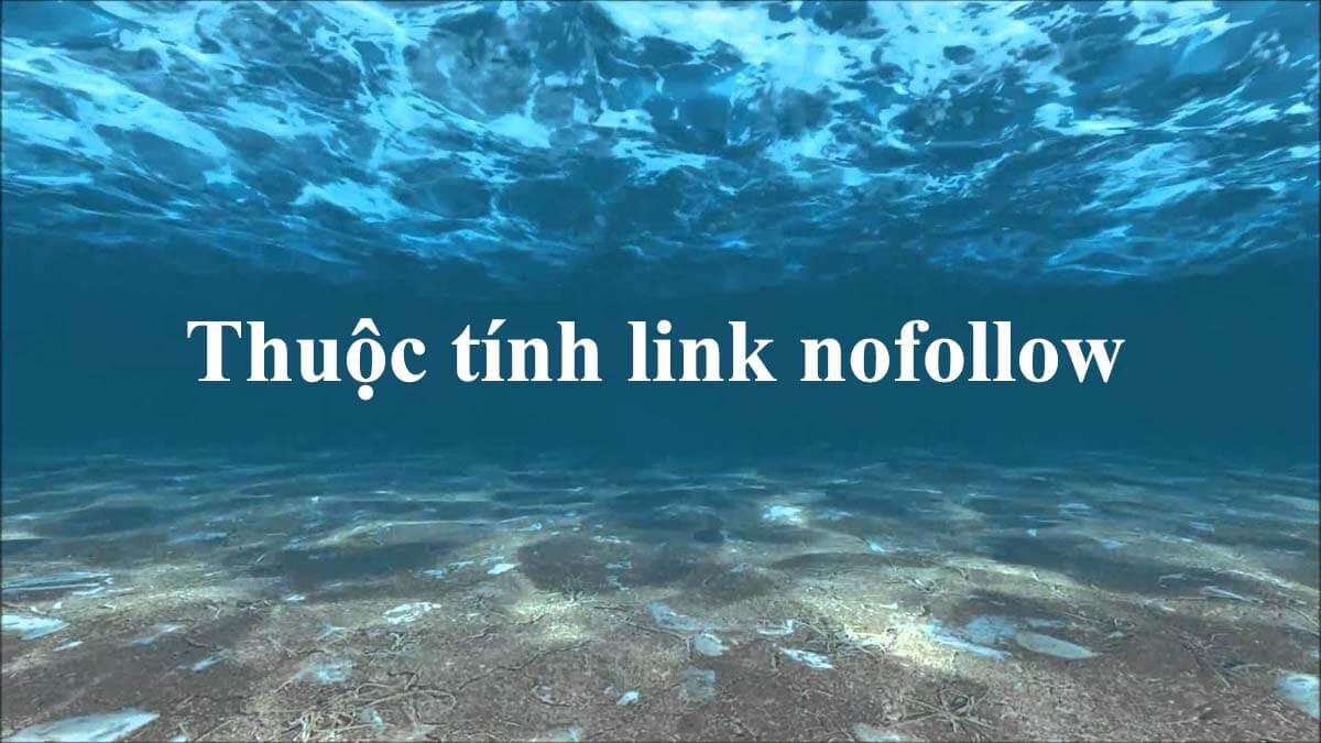 Thuộc tính link nofollow là gì?