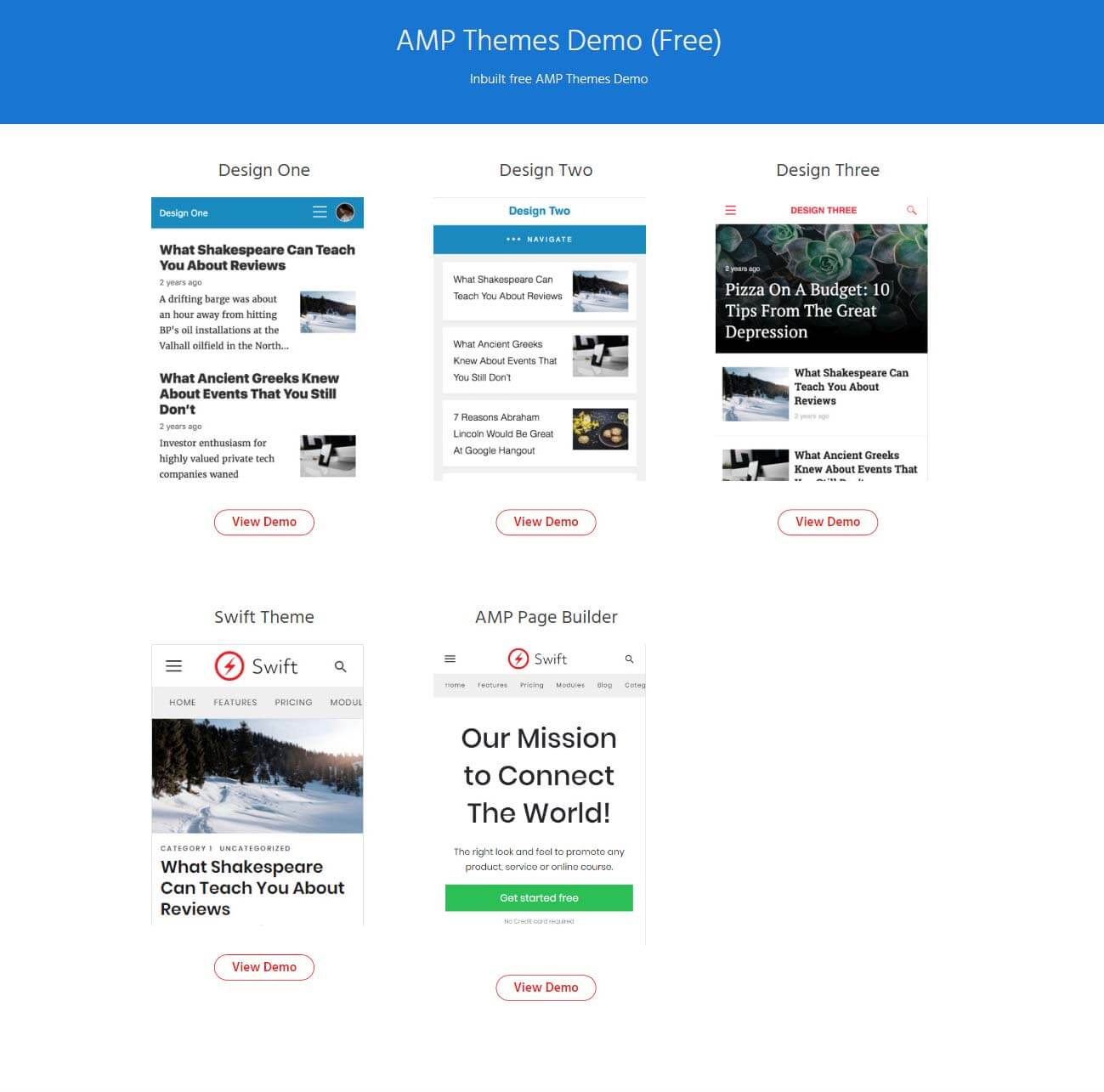 1. AMP for WP – Accelerated Mobile Pages