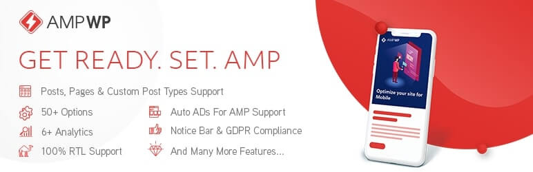 AMP WP – Google AMP For WordPress