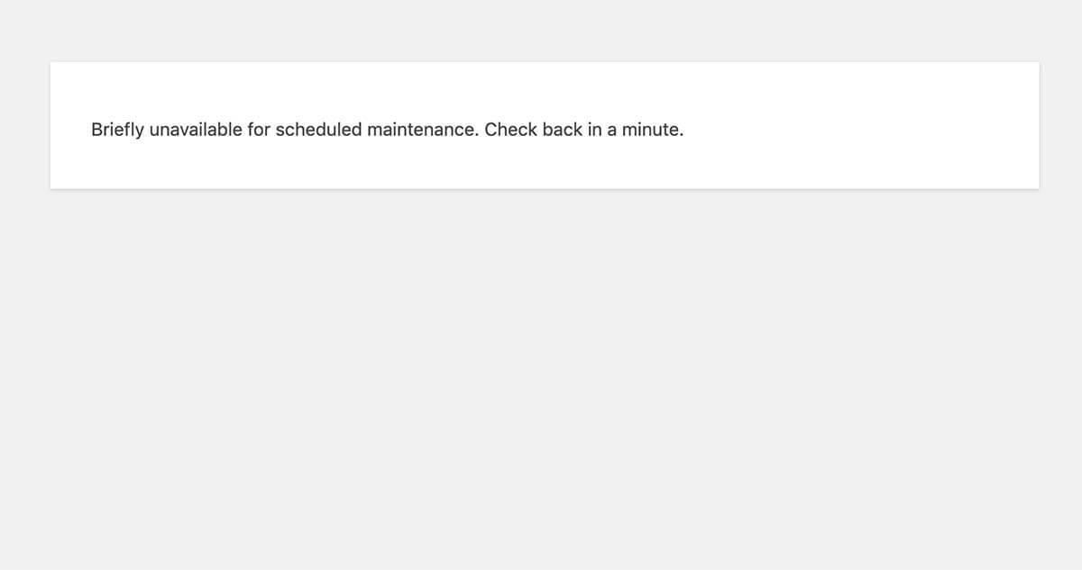 Sữa lỗi Briefly unavailable for scheduled maintenance. Check back in a minute.