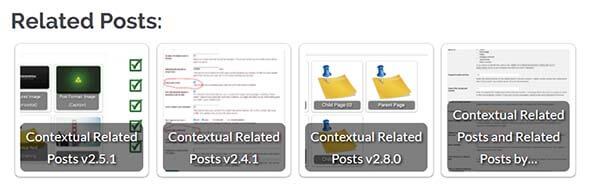 Contextual Related Posts giúp hiển thị bài viết liên quan tốt
