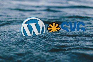 Sử dụng logo svg cho các website WP