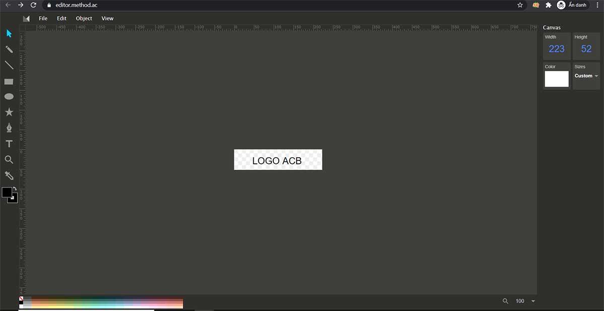 tạo ảnh SVG - chuyển đổi định dạng