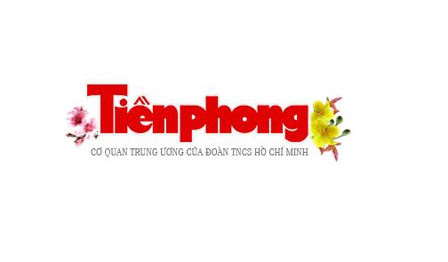 Logo Tết báo tiền phong