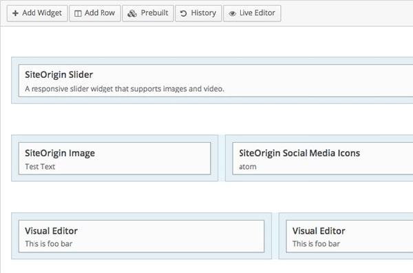 Các wordpress page builder plugin tốt nhất nên dùng
